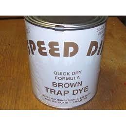 Speed dip brun